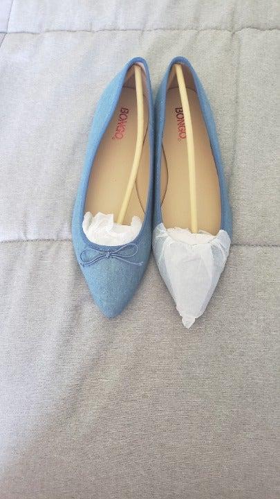 New Bongo Benette Women's Shoes SZ 8