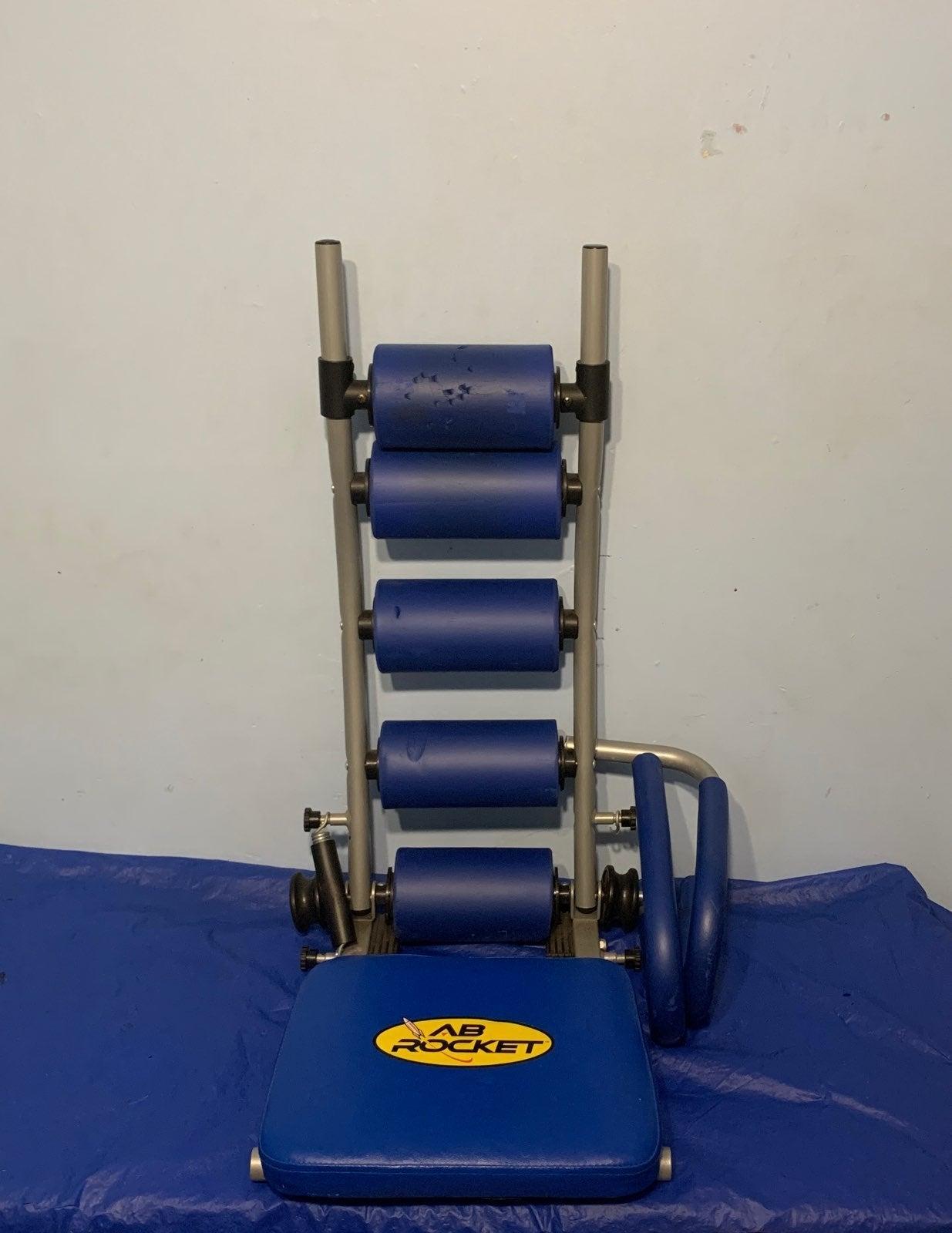 Ab Rocket Exerciser Chair