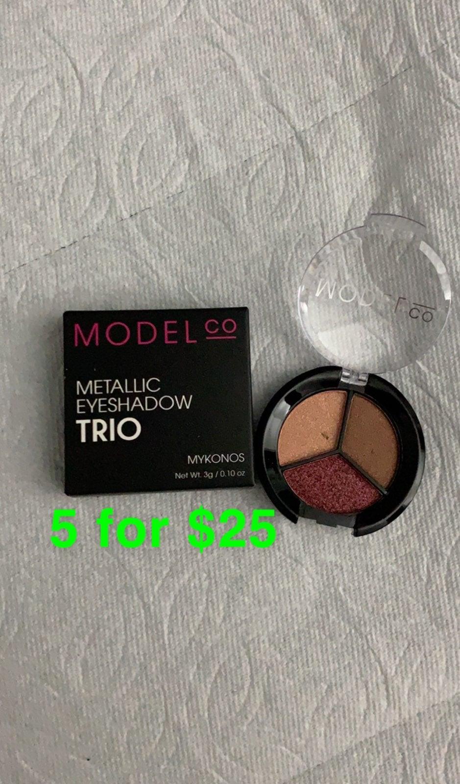 Model Co Eye Eyeshadow Trio