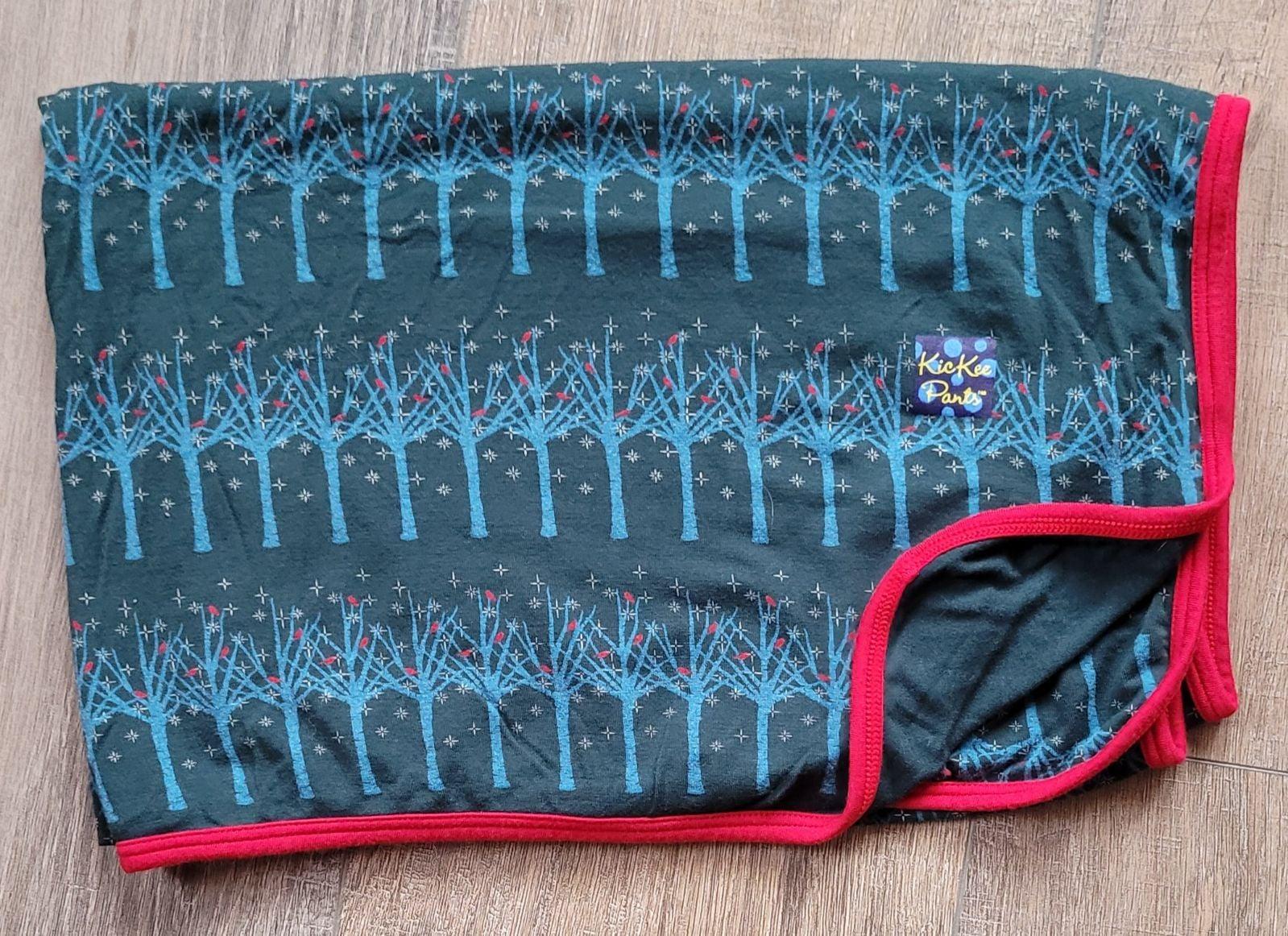 Kickee Pants Blanket
