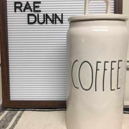 Rae Dunn Coffee Cellar