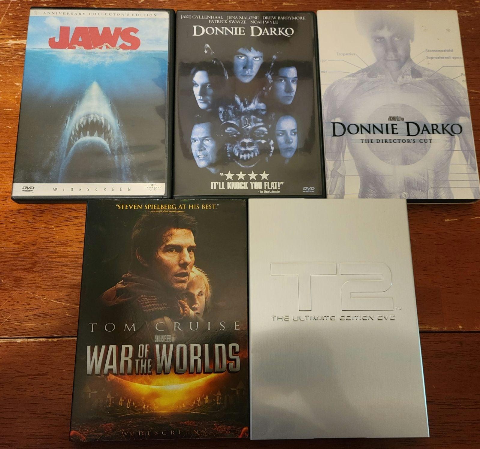 Sci-Fi & Horror DVD Bundle