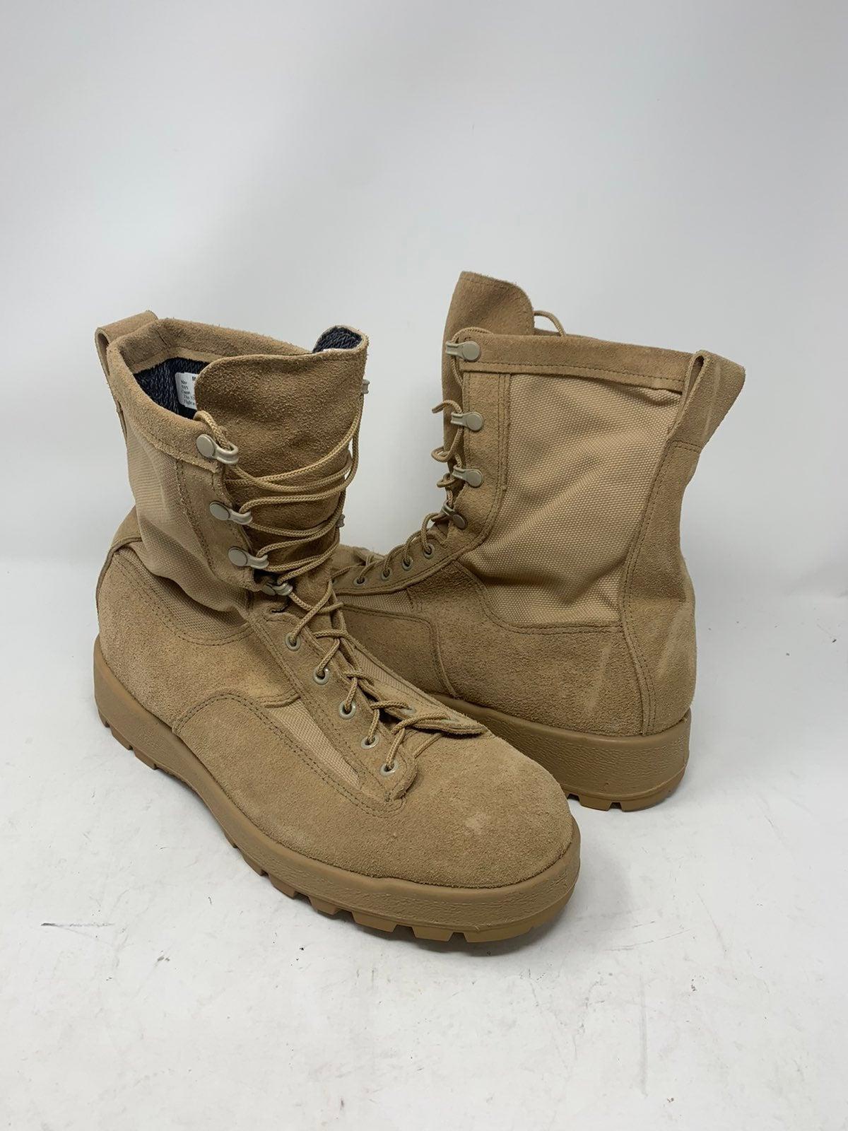 McRae Military Mens Combat Boots 12