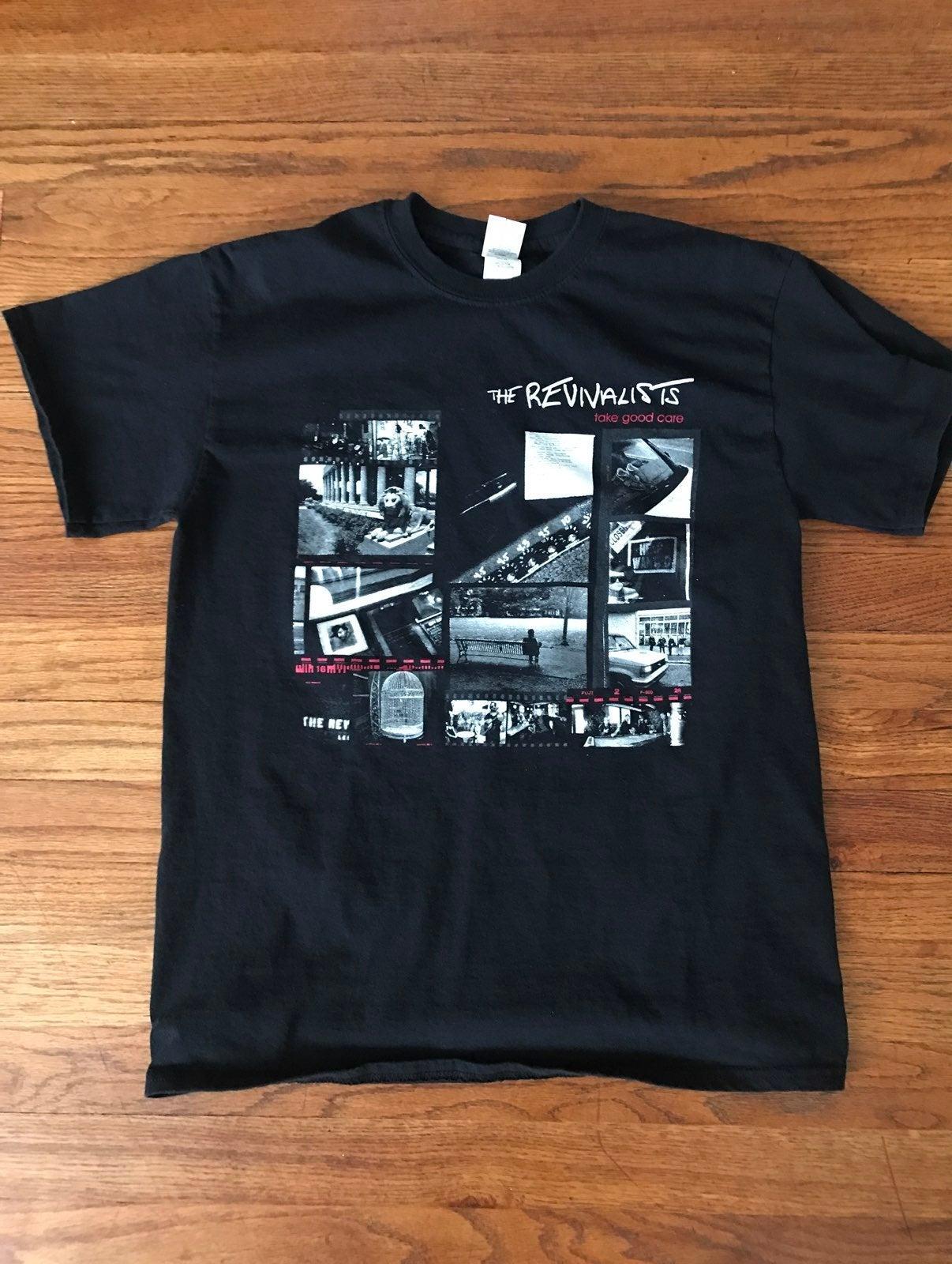 The revivalists tour Shirt sz M