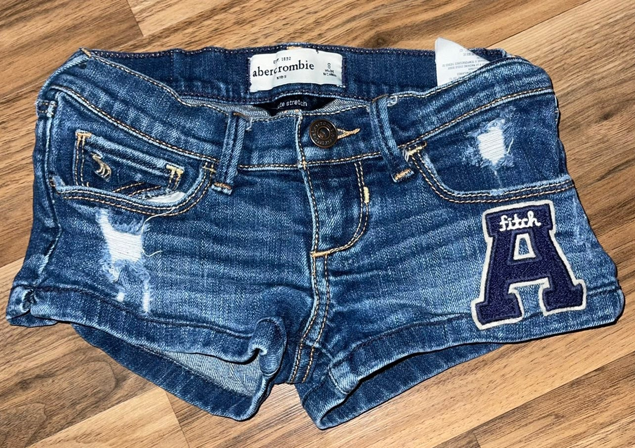 Abercrombie and Fitch shorts Girls Sz 8
