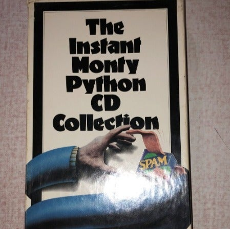 Instant Monty Python CD Collection, Monty Python's Flying Circus, Excellent Cond