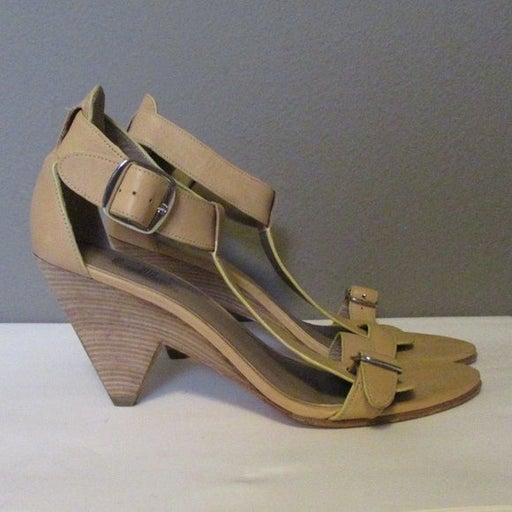 Belle Sigerson Morrison Heels Sandals Size 8