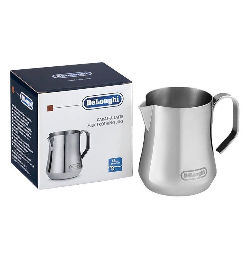 DēLomghi caraffa latte milk frothing jug