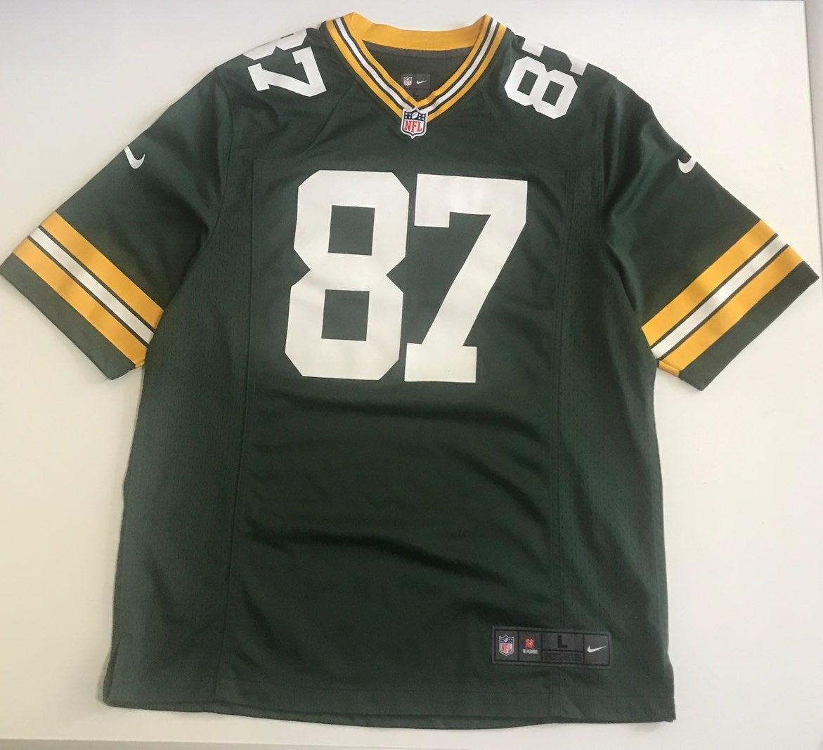 Packers Jordy Nelson NFL Jersey