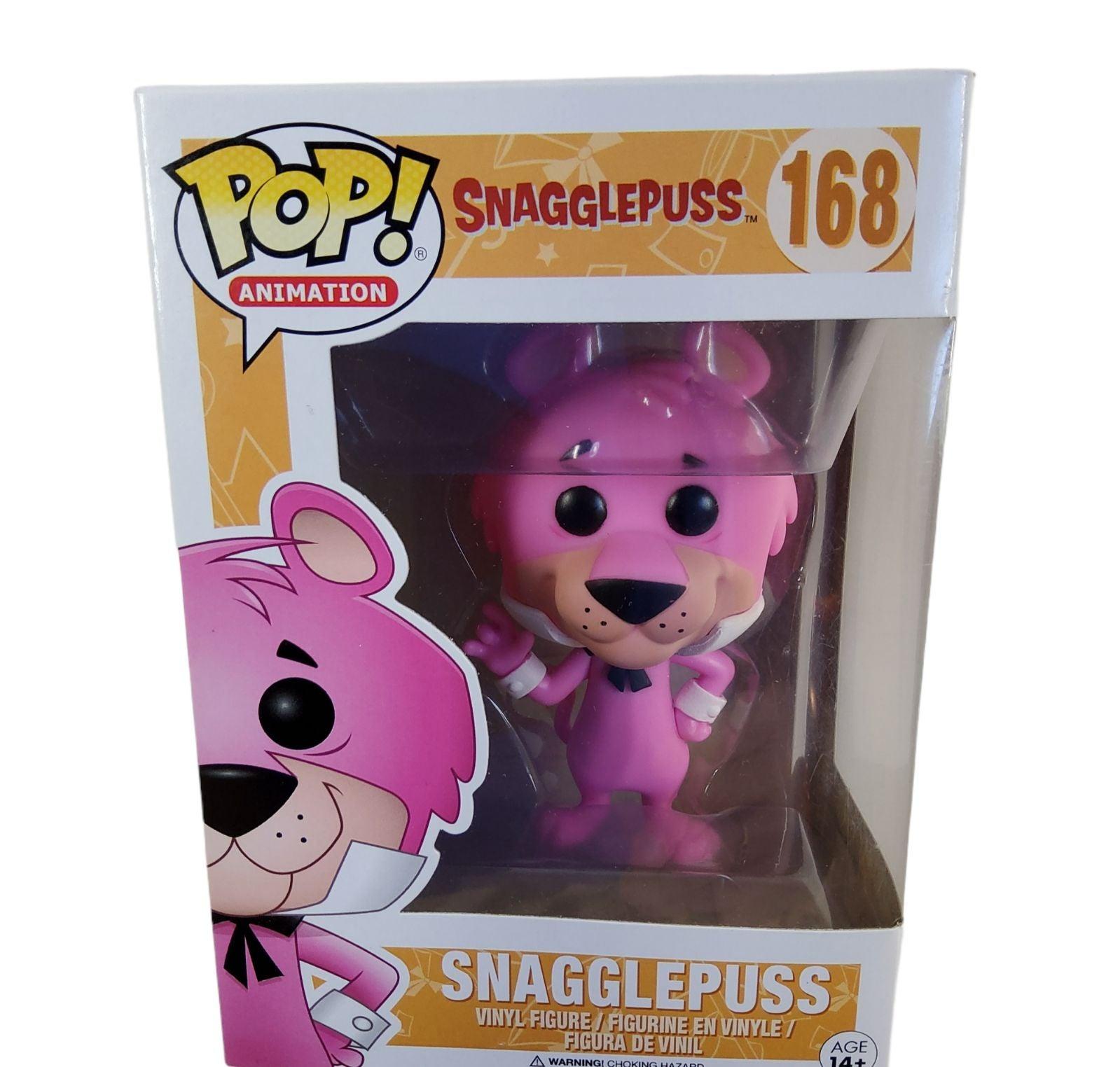 ANIMATION FUNKO POP SNAGGLEPUSS