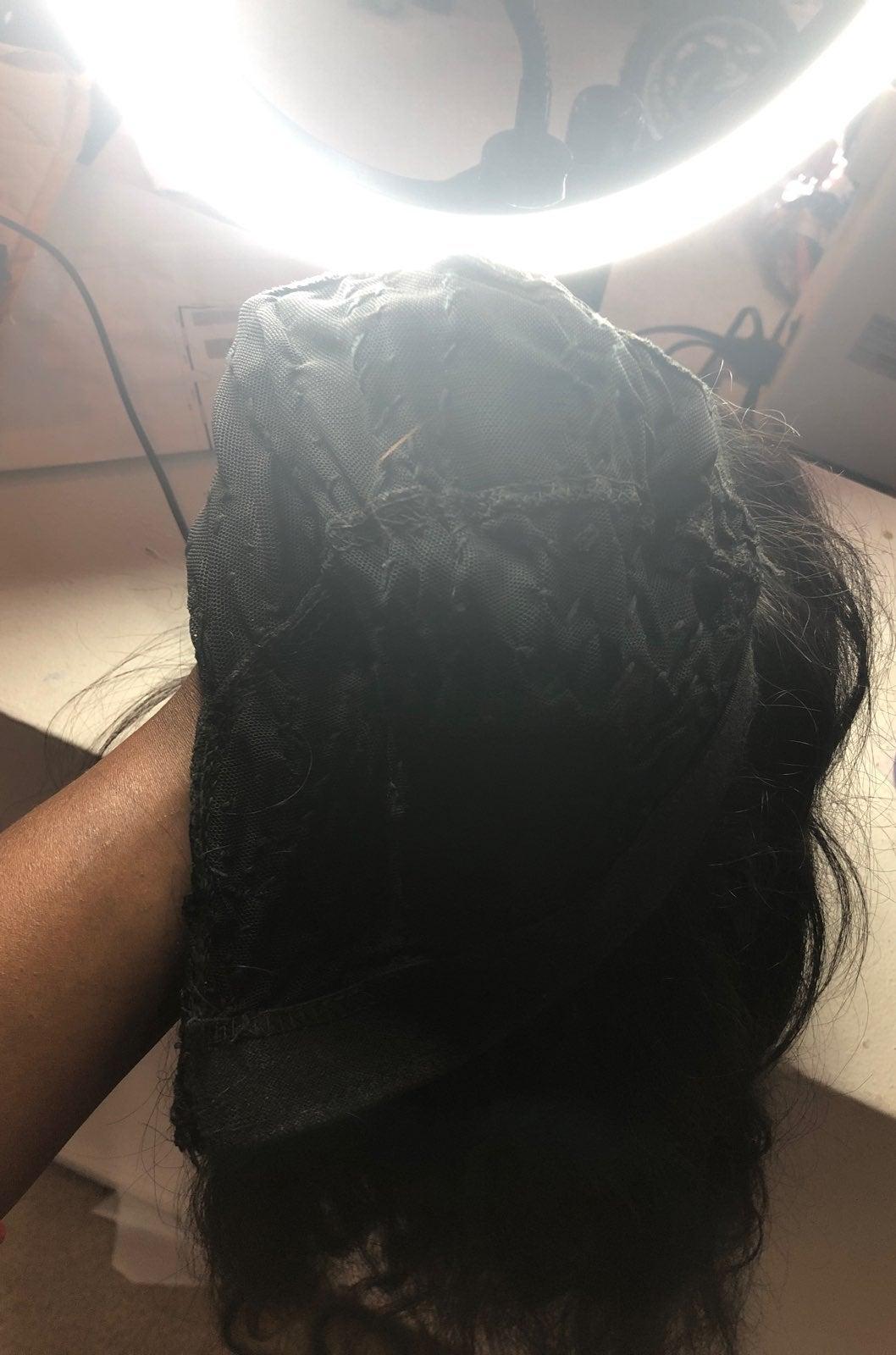 Half wig