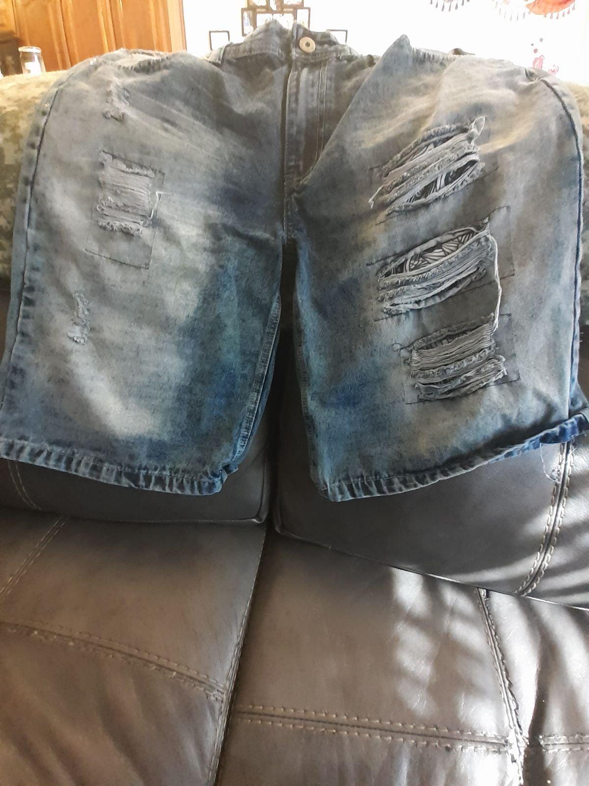 Brooklyn Express Mens Shorts