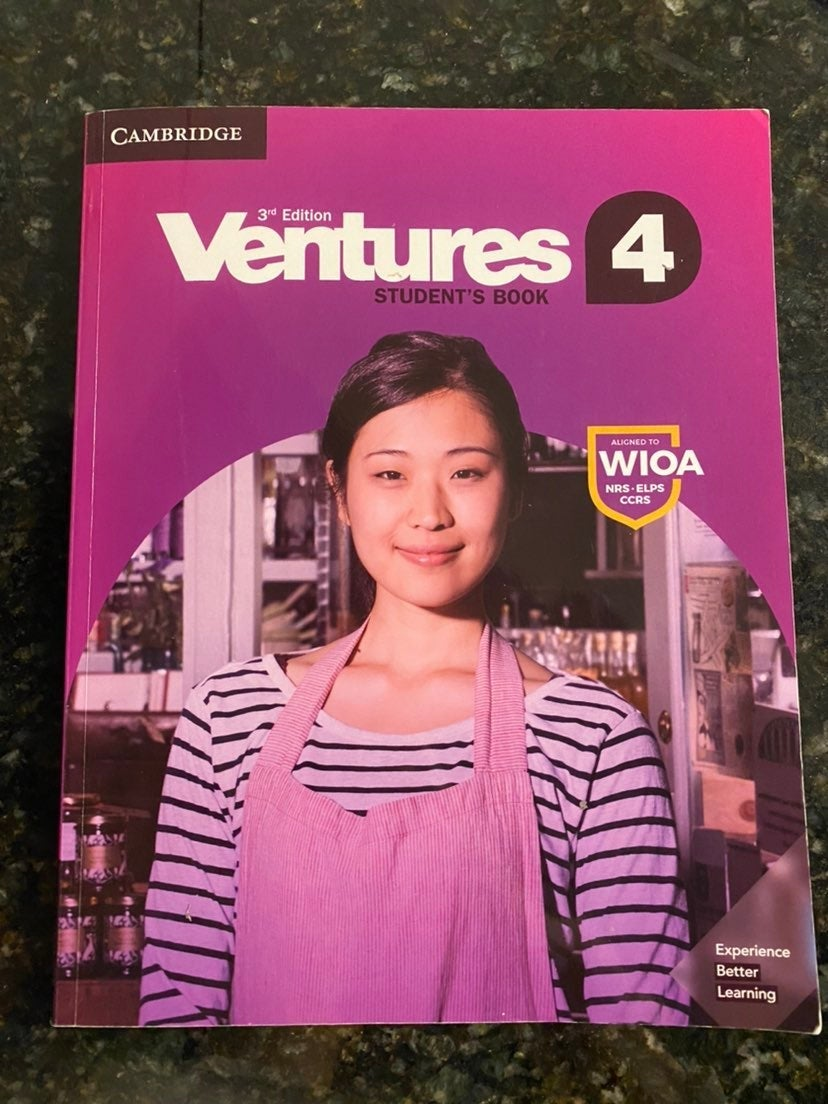 Ventures 4 Student Book 3rd Edition