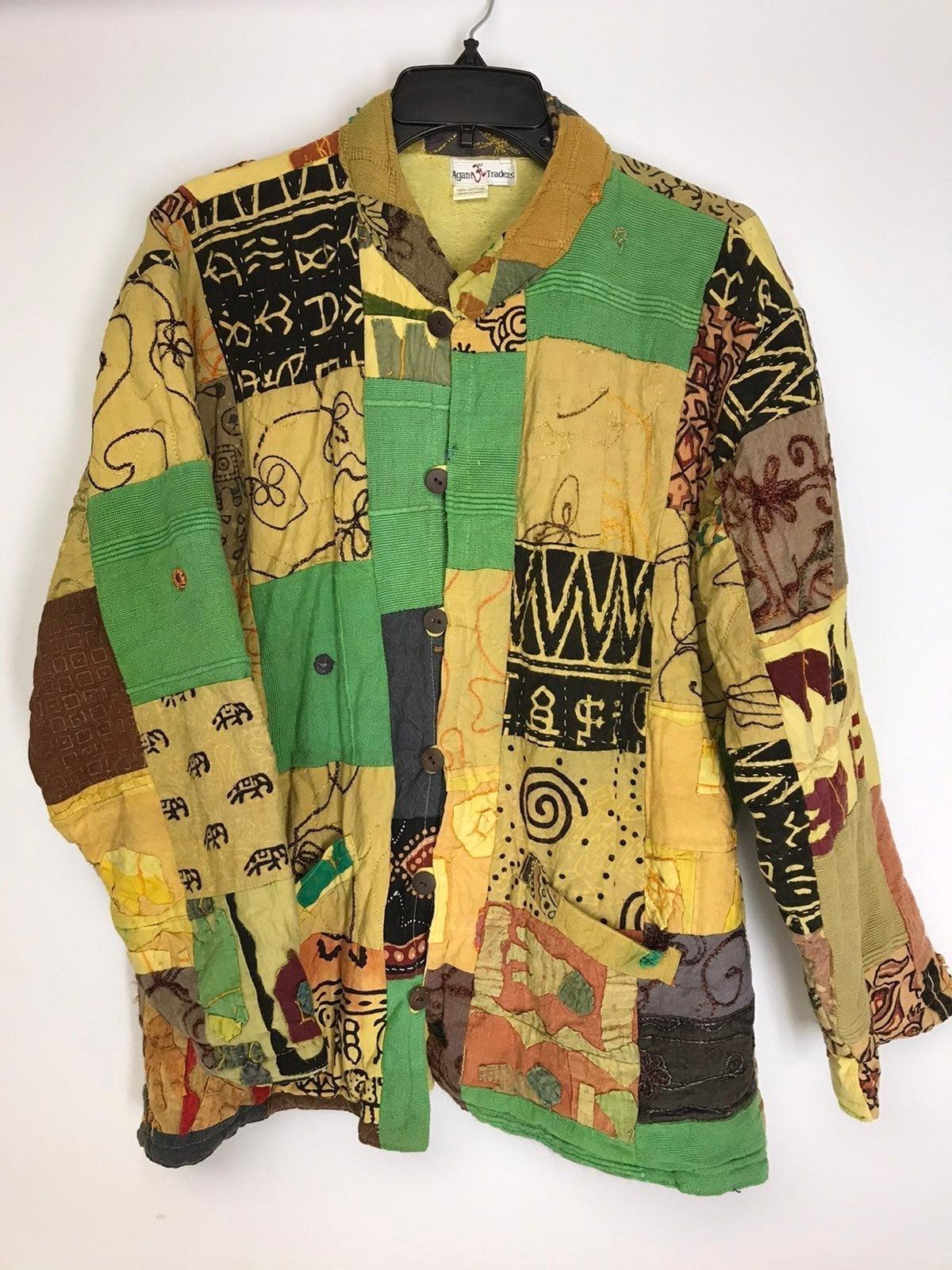 Agan traders jacket