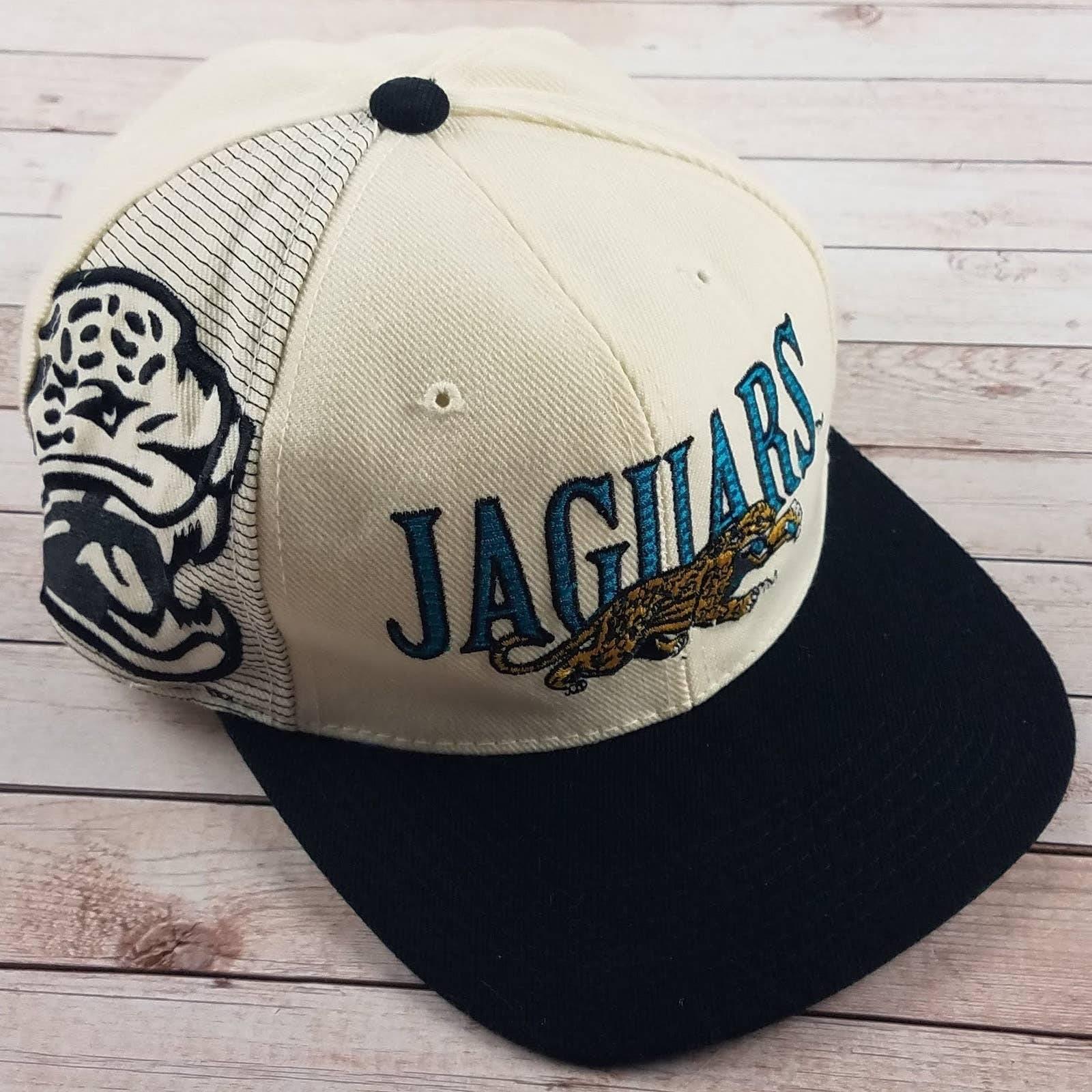 VTG 90s JAX Jaguars SS Laser Hat