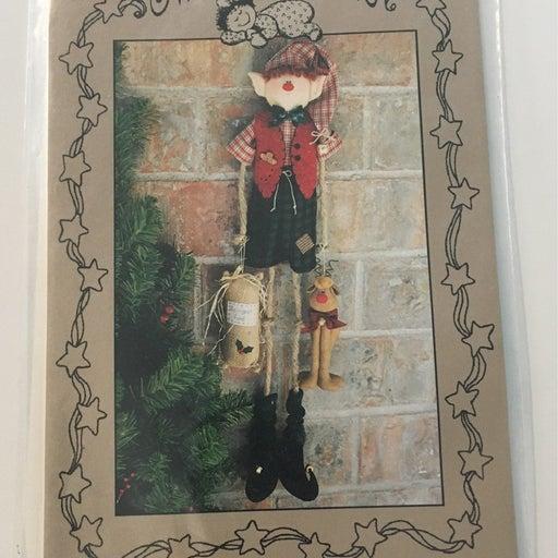 "Christmas Decor 22"" Elf Rudolph #211"