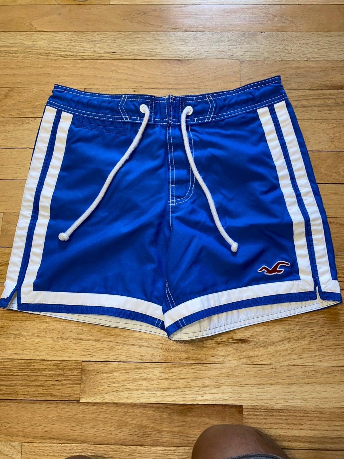 hollister swim shorts size Small