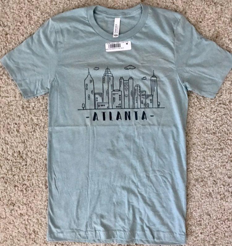 Atlanta Skyline Shirt