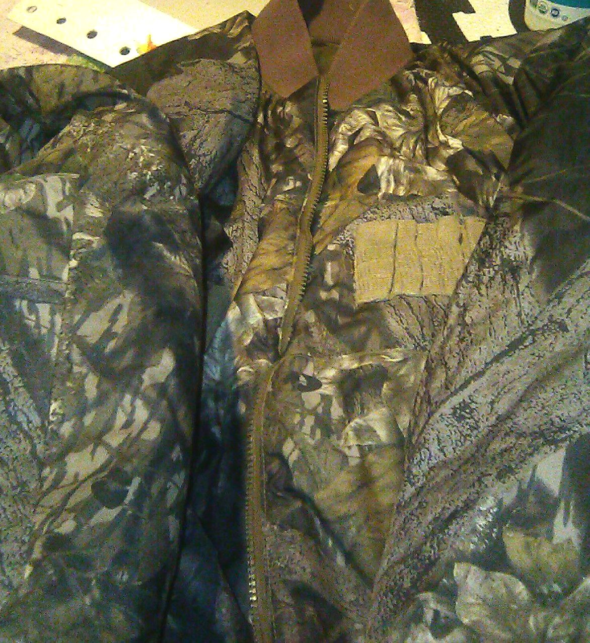 Columbia Duck Hunting Jacket