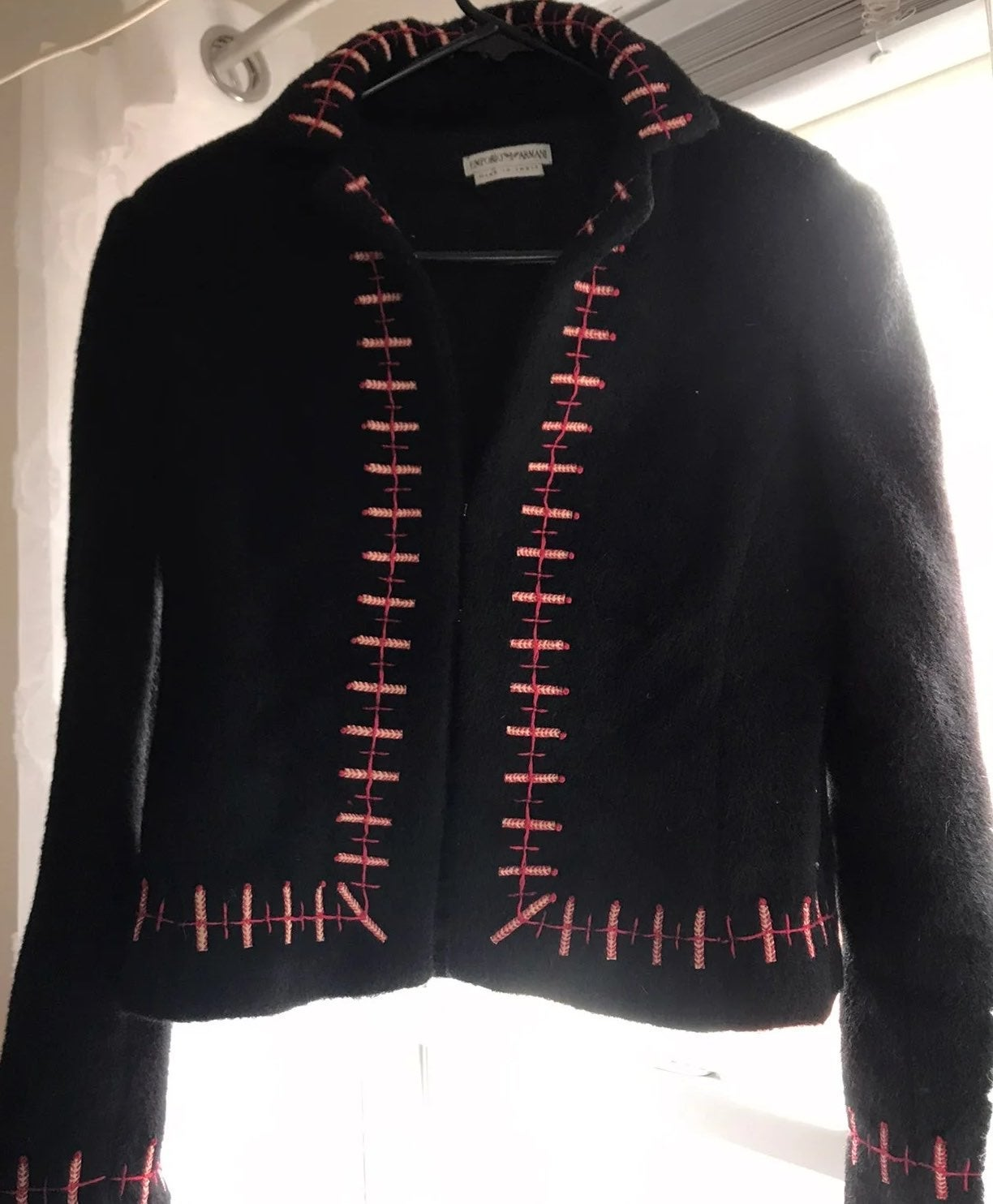 Emporio Armani Wool coat
