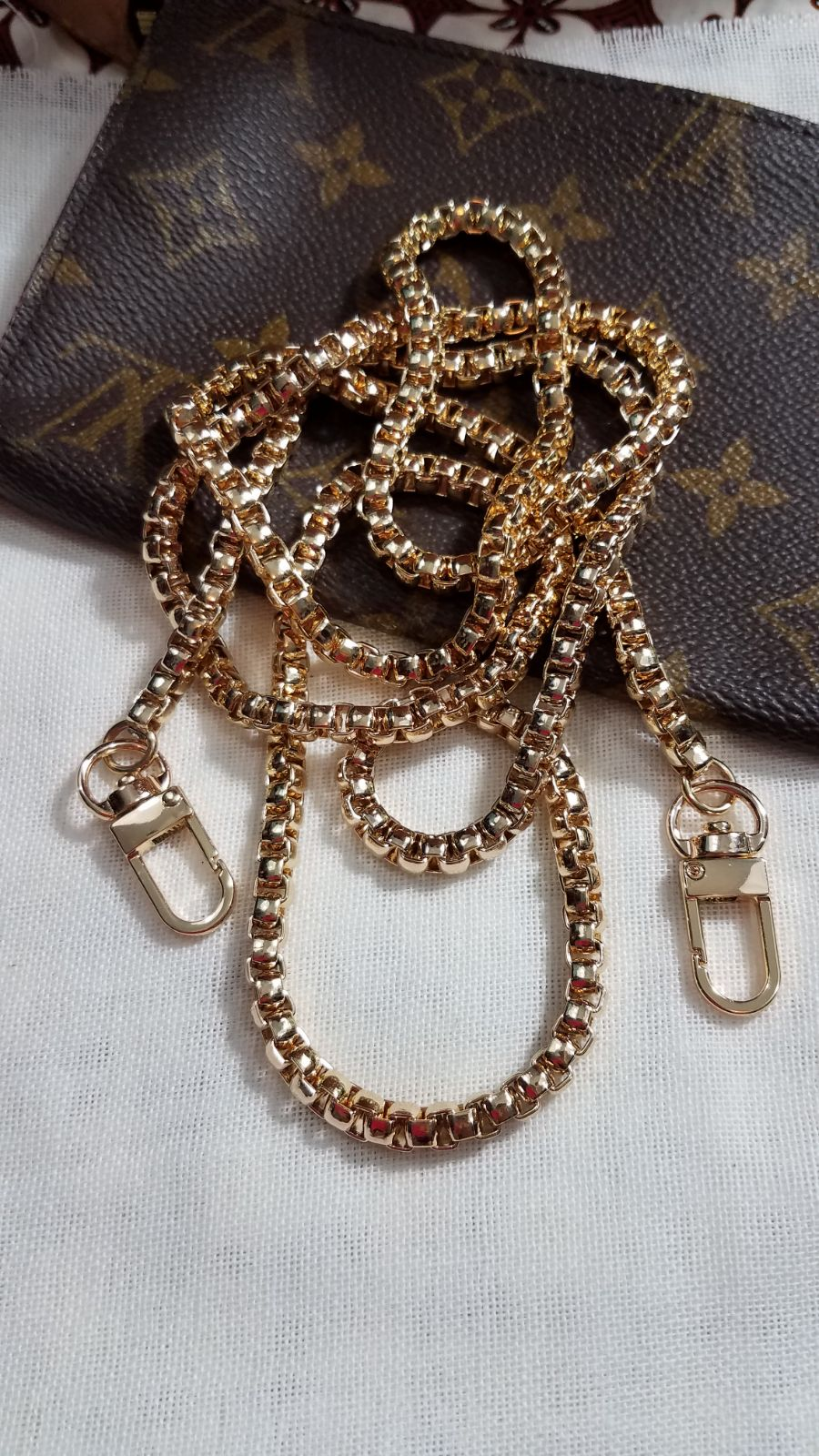 Crossbody Gold chain Replacements