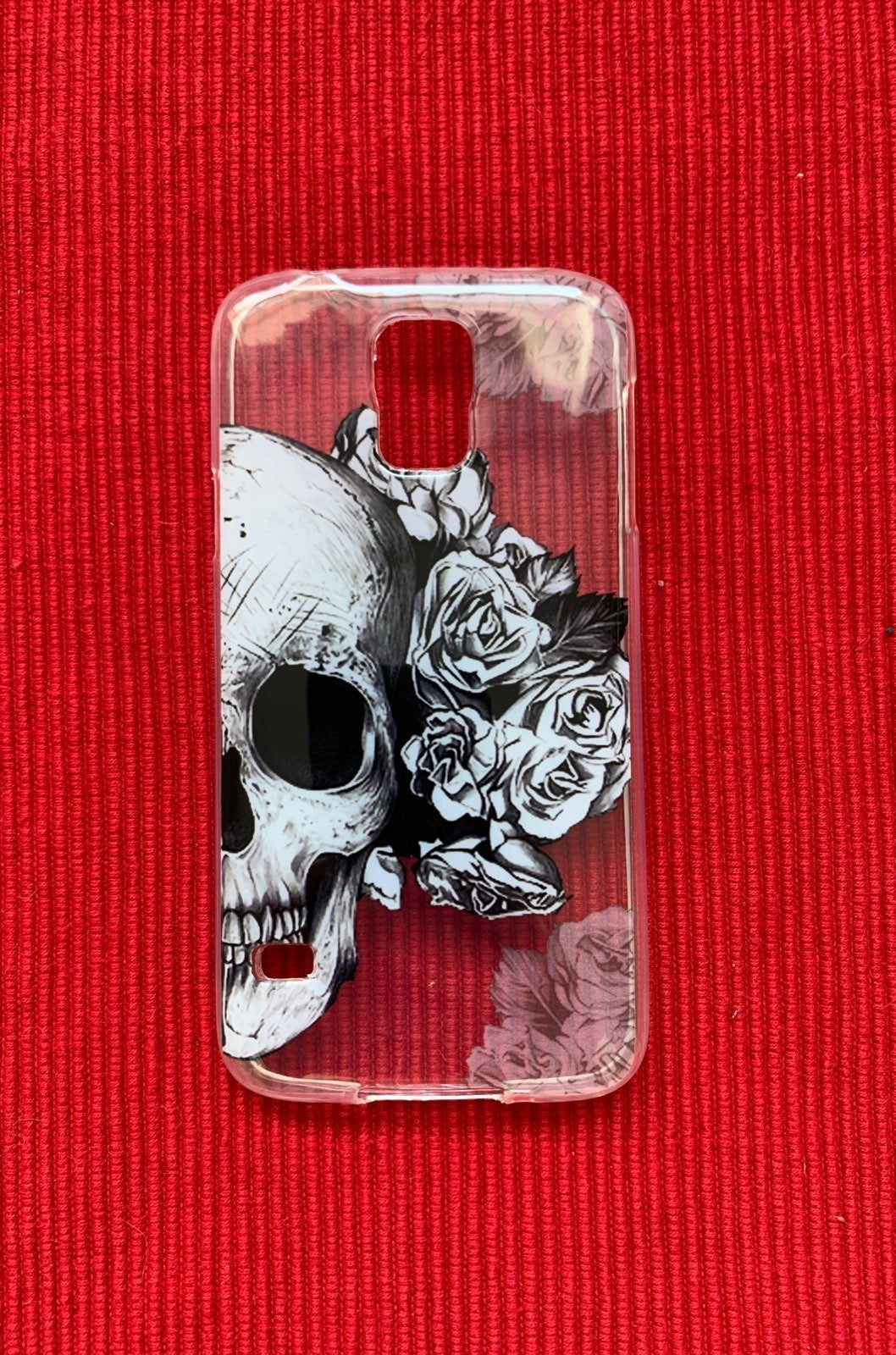 Skull case for Samsung galaxy s5