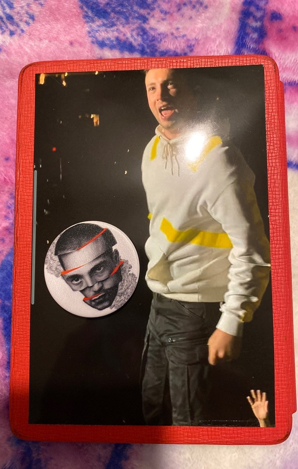 PopSocket swappable top Tyler TØP