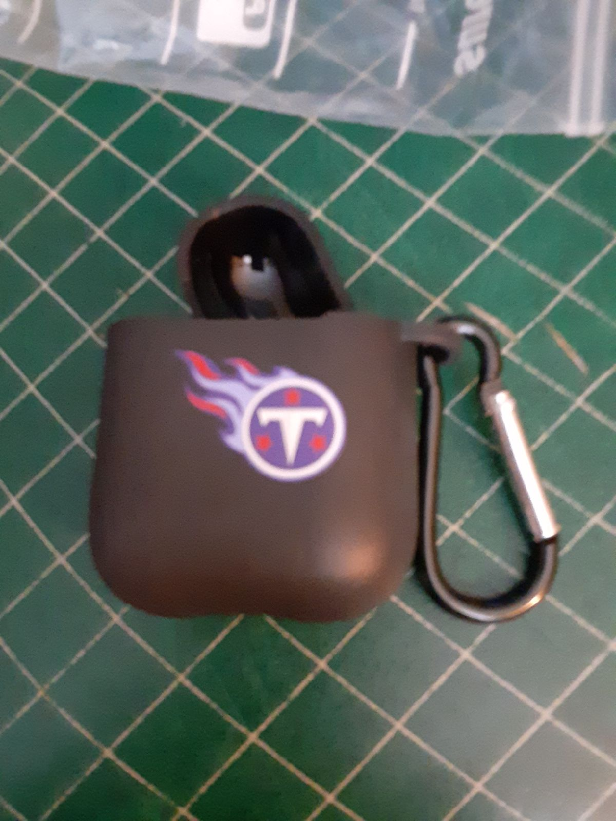 TENNESSEE TiTANS airpod case