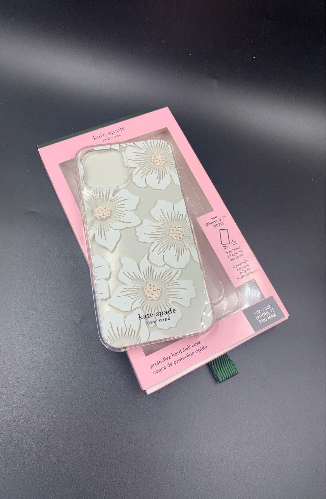 Kate Spade iPhone 12 Pro Max Hollyhock