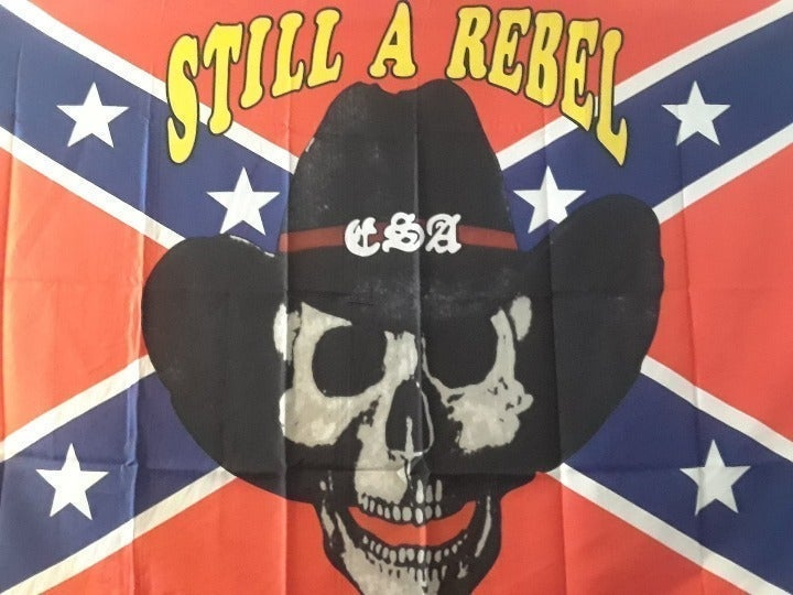 STILL A REBEL FLAG   (A collection Item)
