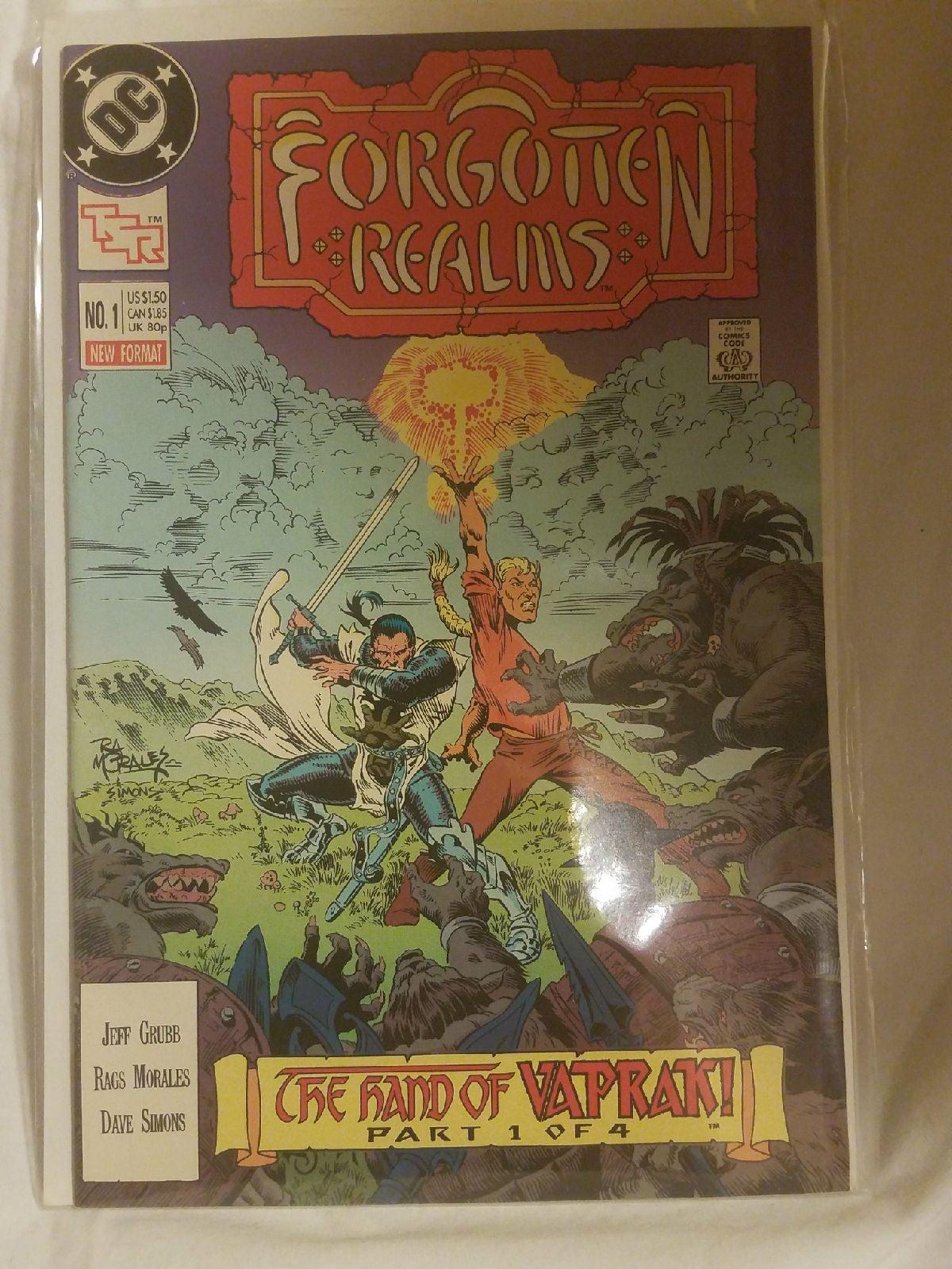Forgotten Realms #1 (DC) Comic Book
