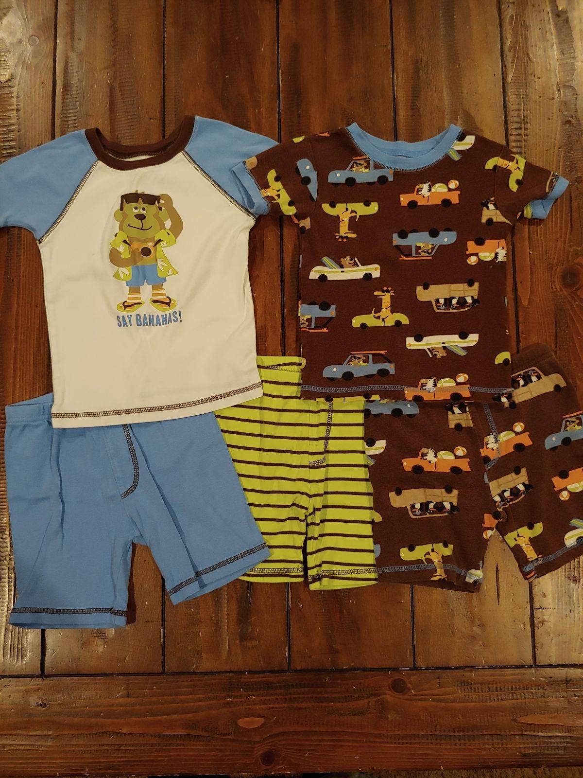 Mix and match Pajama Sets - 4T