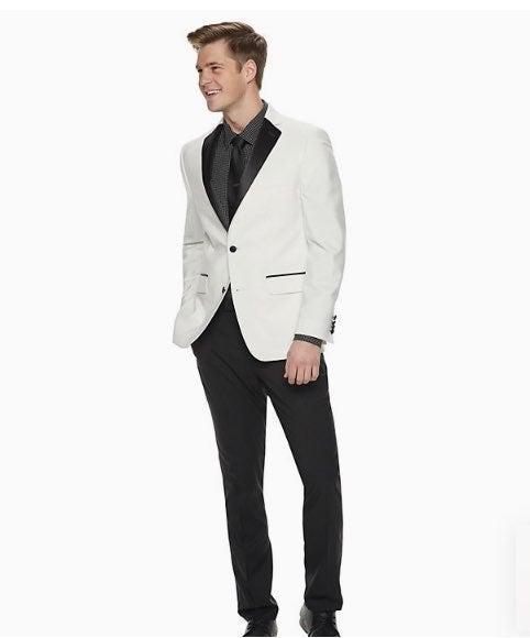 Apt. 9 Men's Slim-Fit Tuxedo, Size 42/35