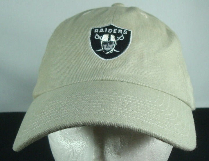 Los Angles Raiders NFL Hat Adjustable