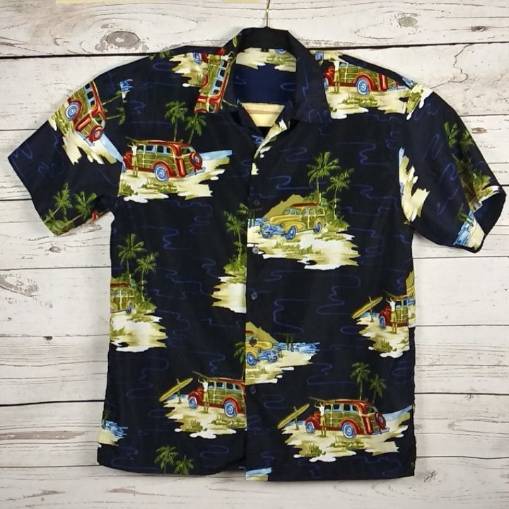 Ferugini Men's Size Large Woody Wagon