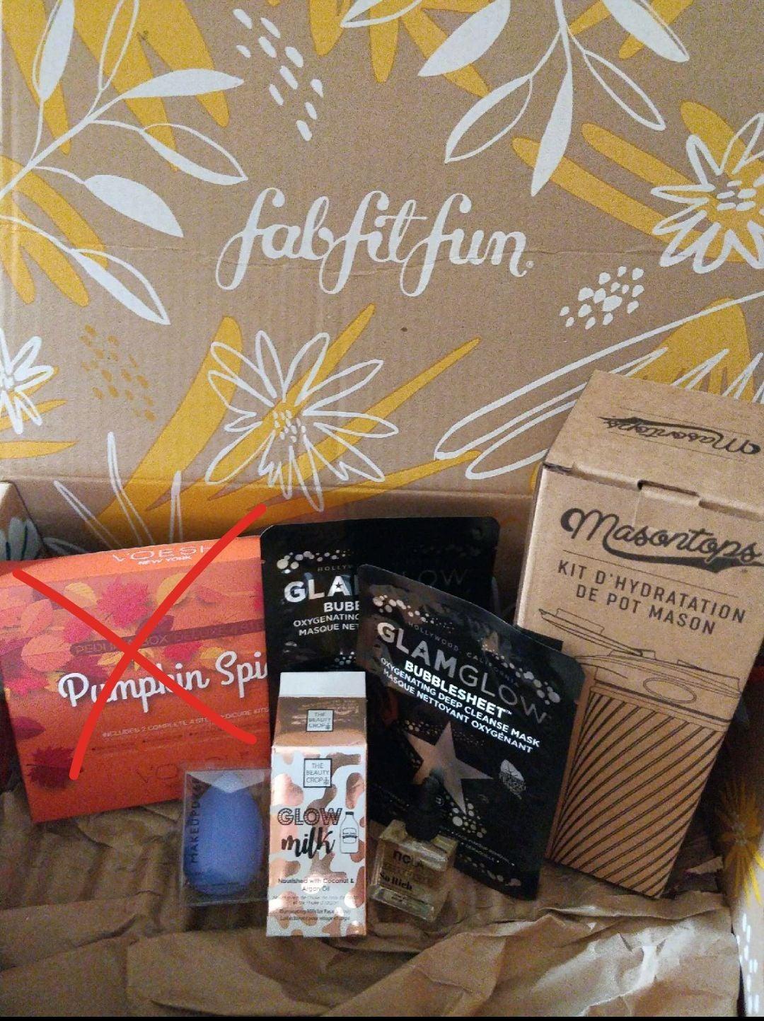 Fabfitfun fun box bundle