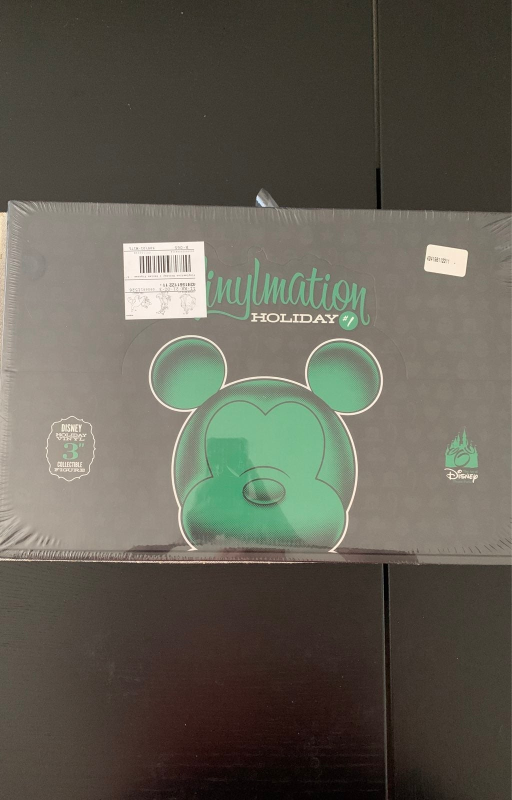 Disney Vinylmation Holiday 1 Tray