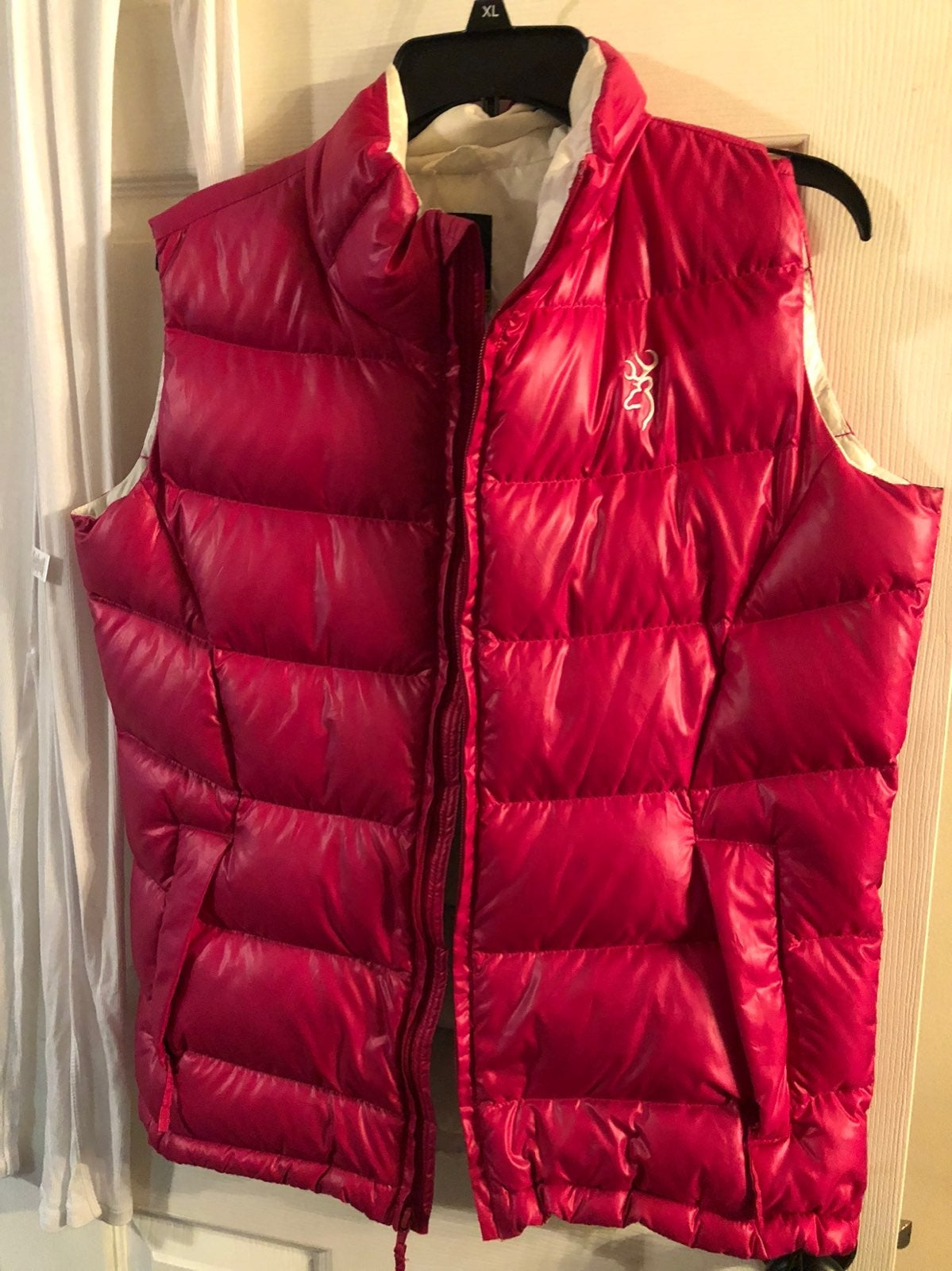 Browning down puffer vest