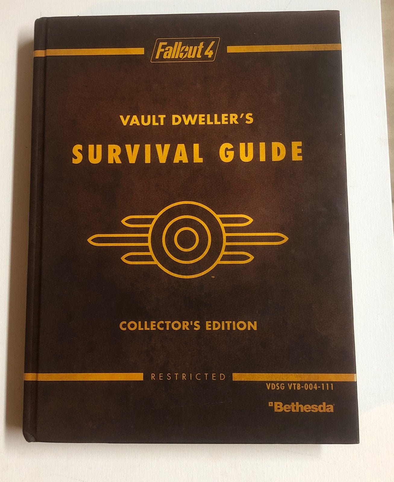 Fallout 4 Collectors Edition Guide