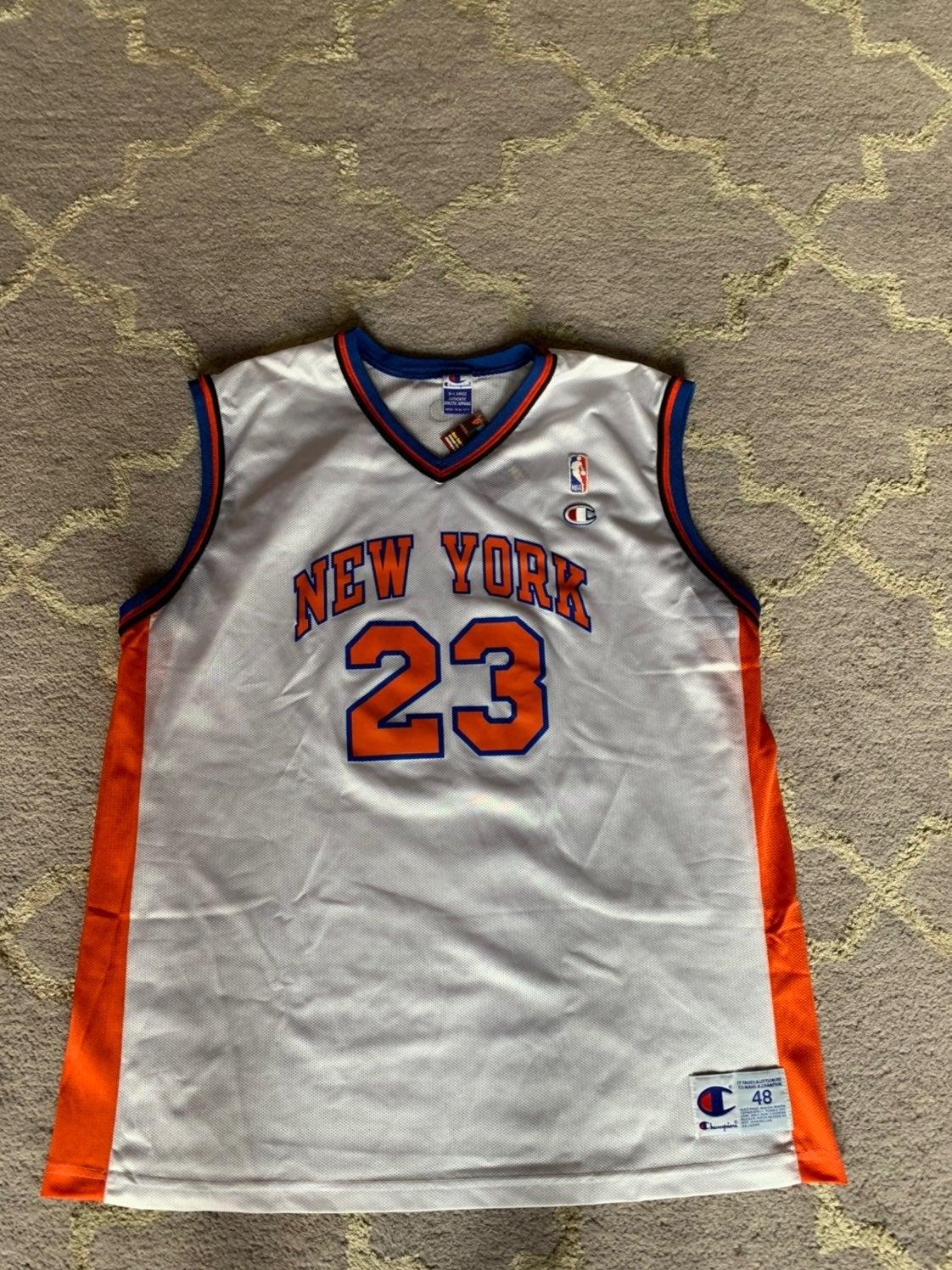 Vintage New york knicks Jersey