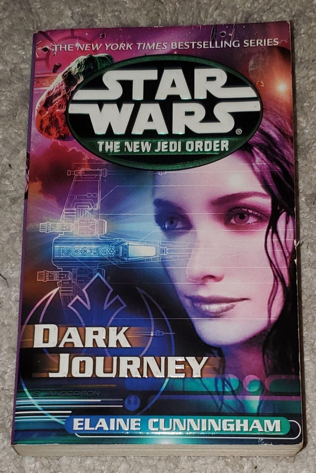 STAR WARS New Jedi Order Dark Journey pb