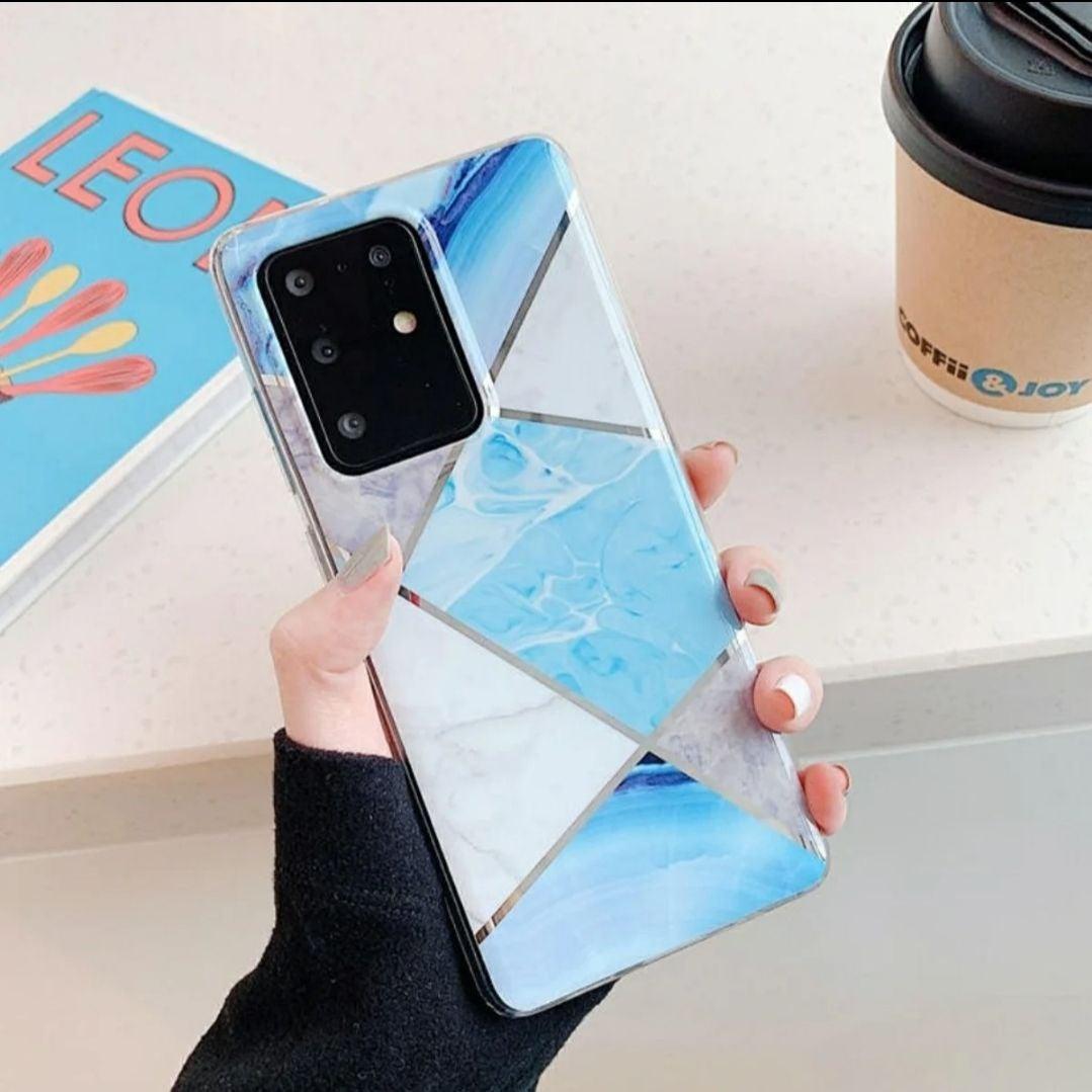 Samsung galaxy S10 Case Marble