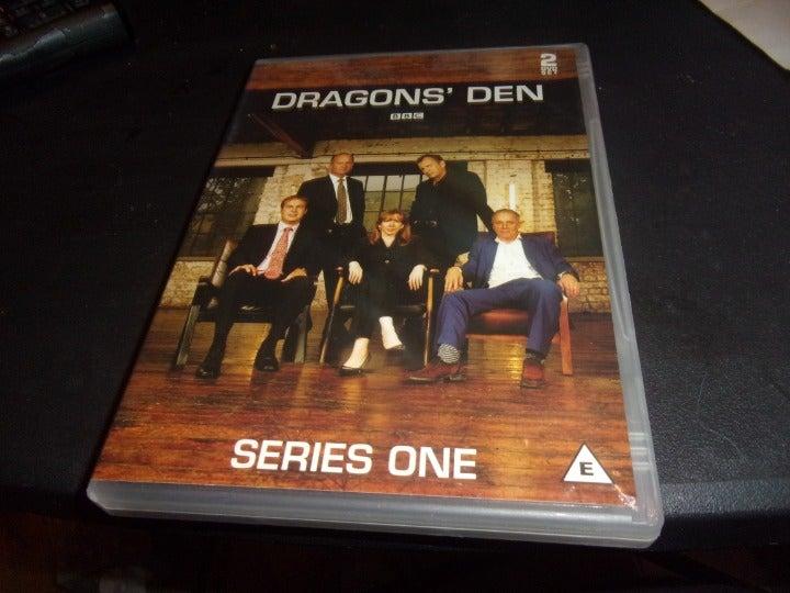 DRAGONS' DEN R 2 SEASON 1 1026B12P31 DVD