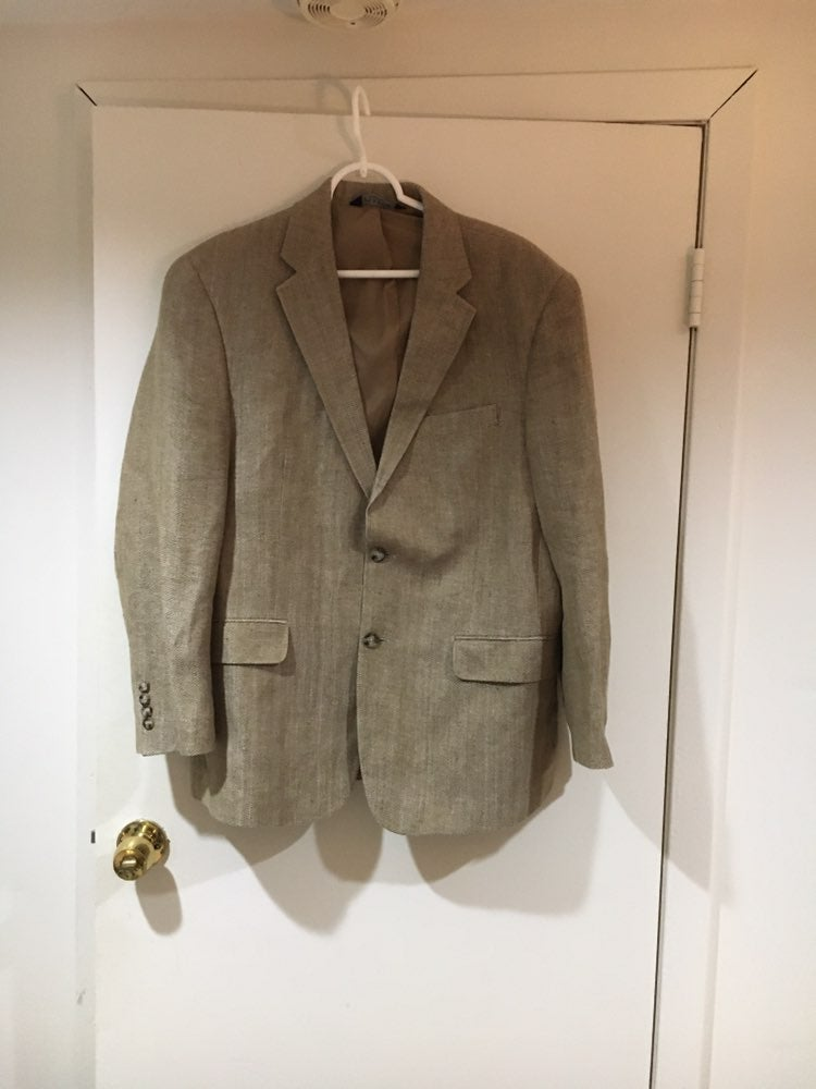 Jos A. Bank Tailored Fit Sport Jacket