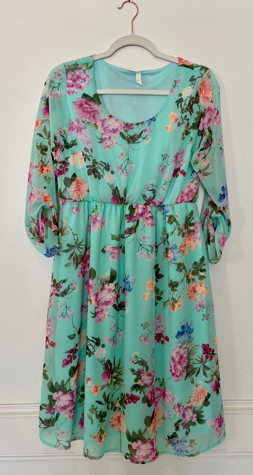 PinkBlush Maternity Dress size Medium
