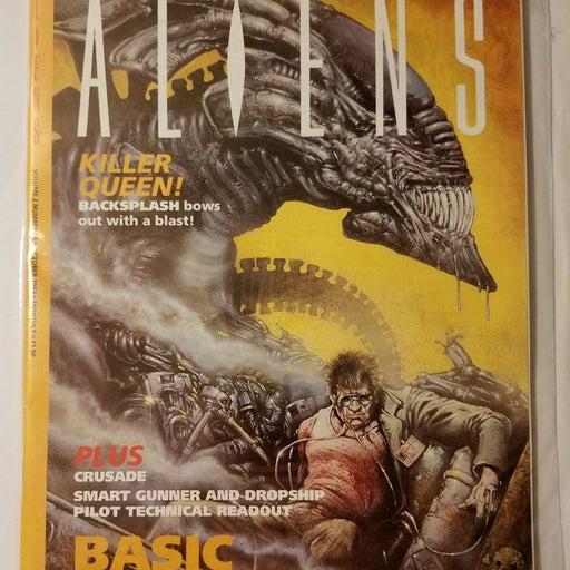 Dark Horse Aliens Magazine Vol 2 #16 Oct