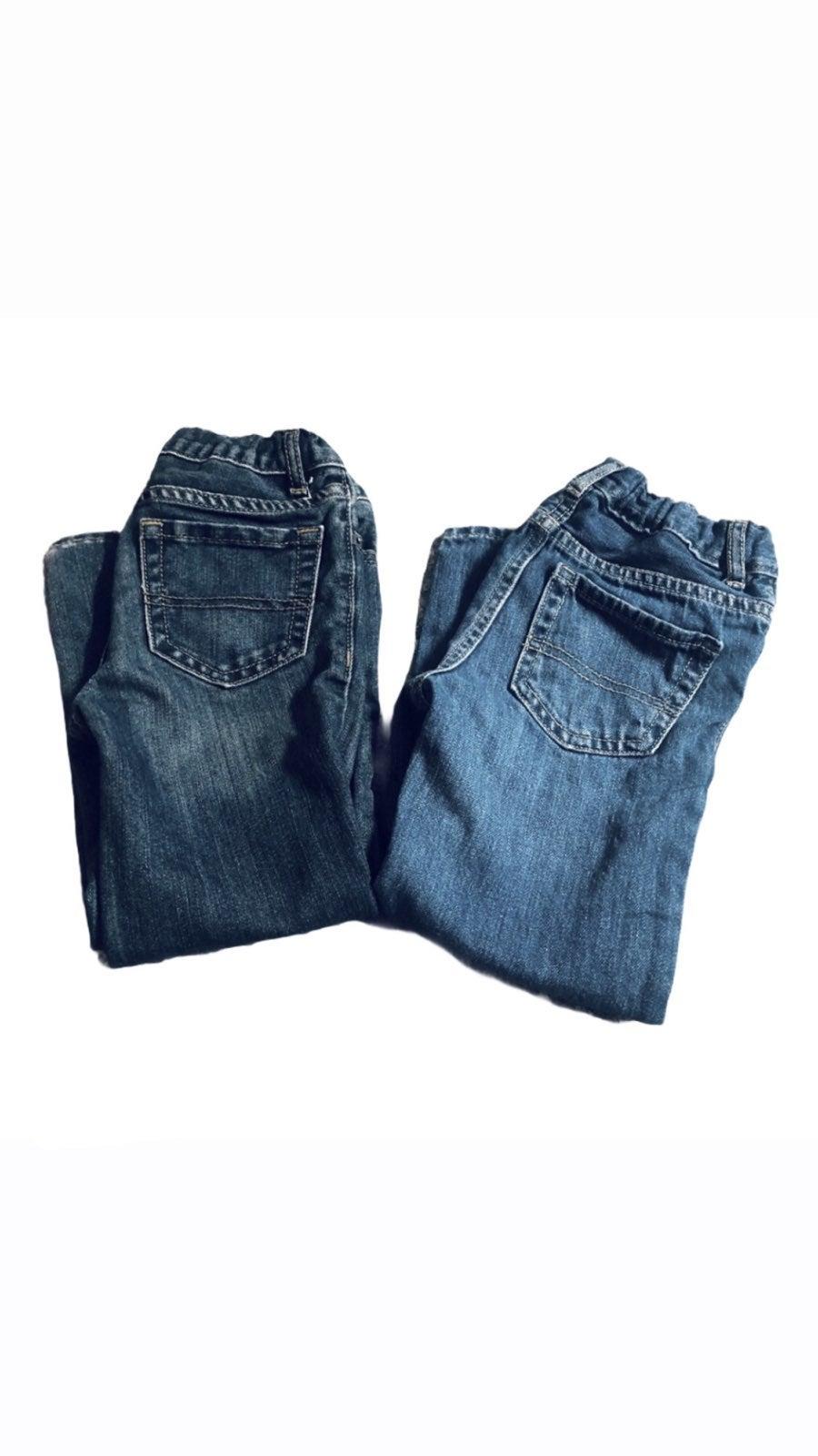 Toddler Jeans pair