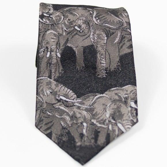 Ferrell Reed Elephant Tie