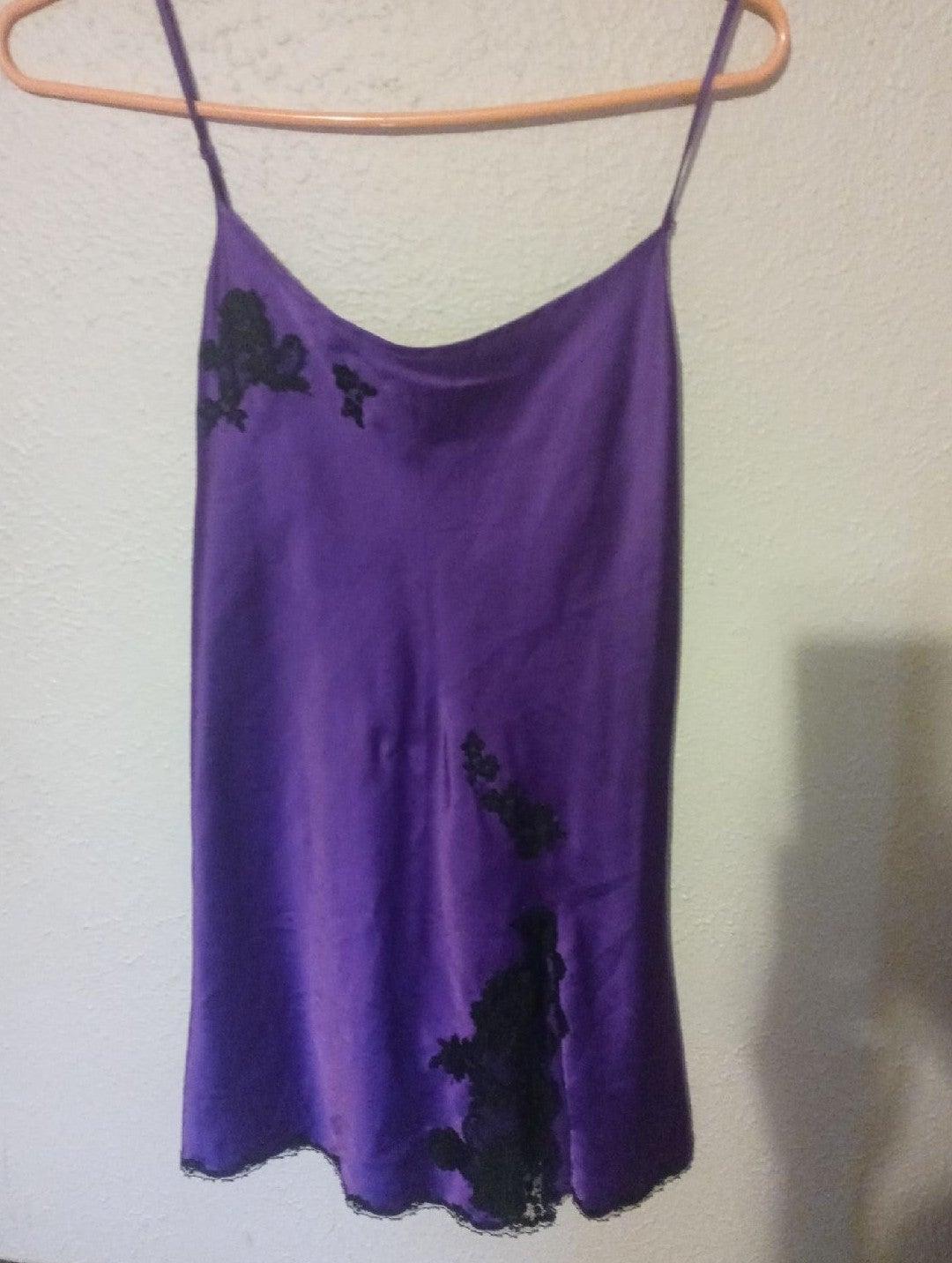 Victorias secret slip night gown