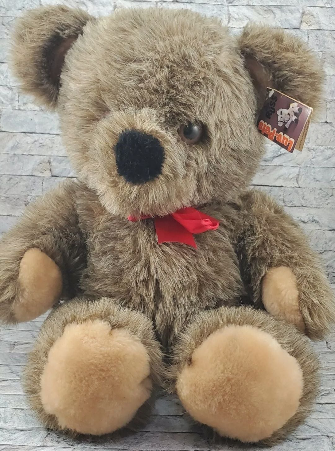 RUSS Winslow Vintage 1979 Bear PLUSH TOY